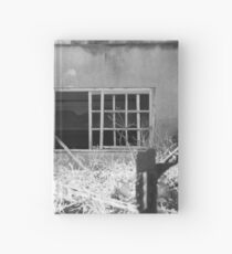 Left in Ruins Hardcover Journal
