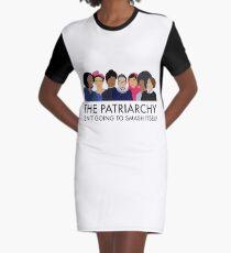 Le patriarcat ne va pas se détruire Robe t-shirt