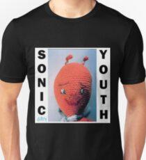 Camiseta ajustada Sucio - Sonic Youth