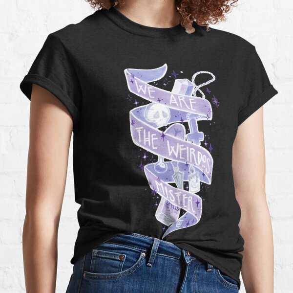 We Are The Weirdos Classic T-Shirt