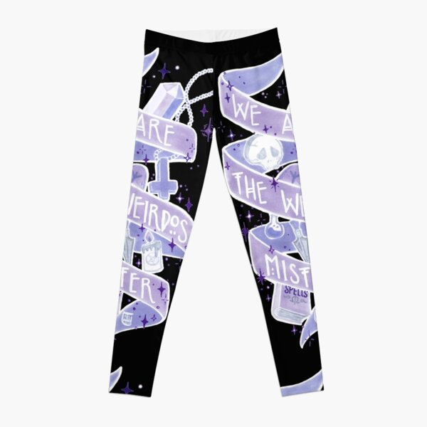 We Are The Weirdos Leggings