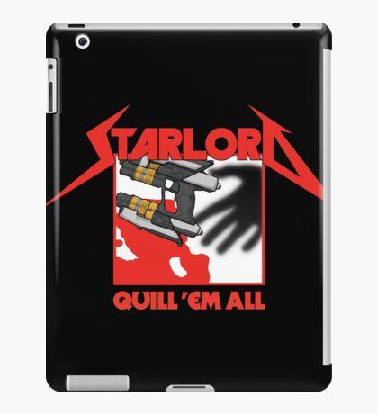 Quill 'em All iPad Case/Skin