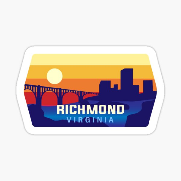 RVA Stickers Sticker