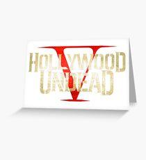 hollywood undead v album tour 2018 Greeting Card