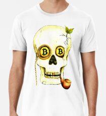 Baron Bitcoin Men's Premium T-Shirt