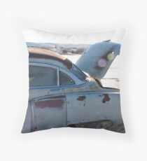 1950 Cadillac Throw Pillow