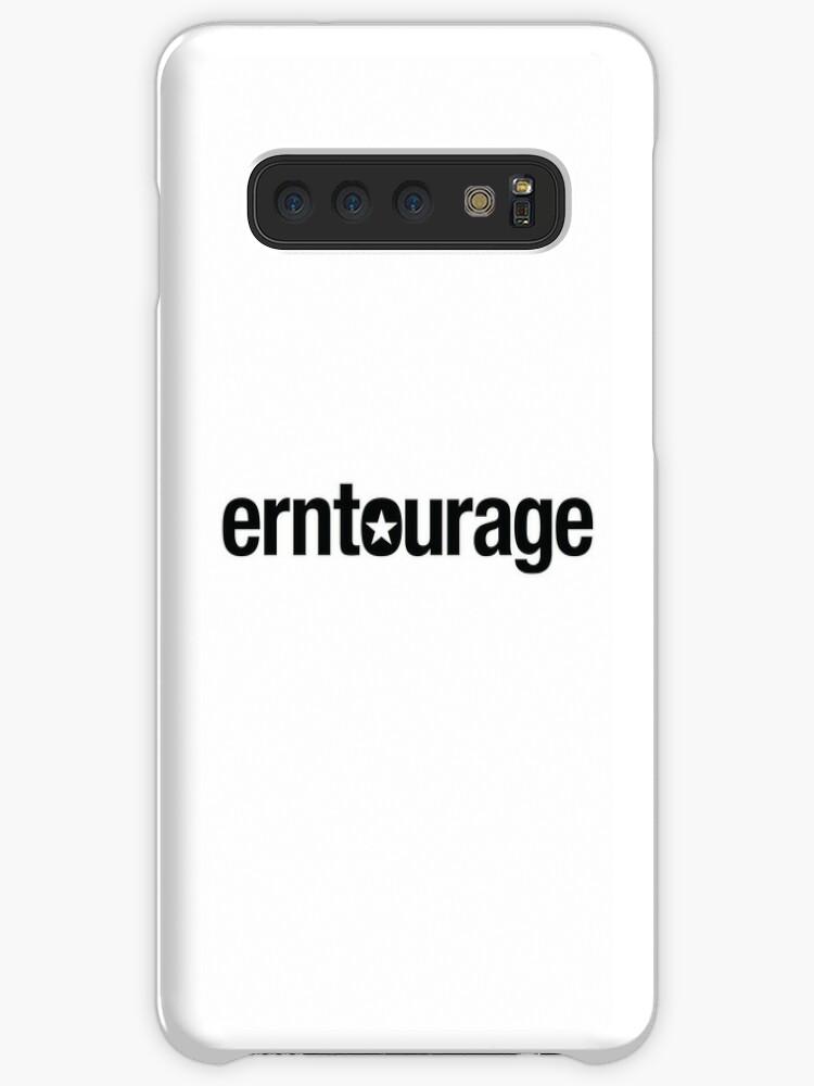 ERNtourage black font by Ernie  Vicente