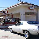EZ Take Out Burger; Palmdale, CA Est. 1969  by leih2008