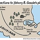 Directions to Johnny B Goode's place by WrongHands