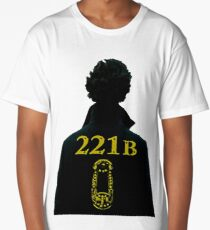 Sherlock 221b Long T-Shirt