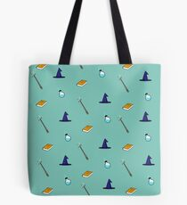 Witchy-woo Design Tote Bag
