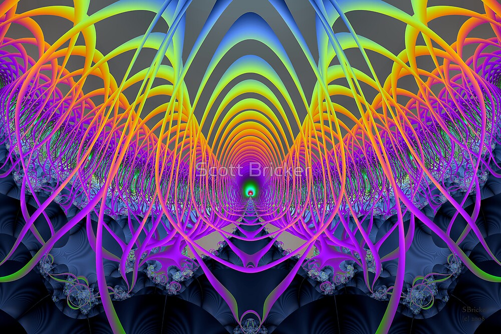 'Lightstrand Communication' by Scott Bricker