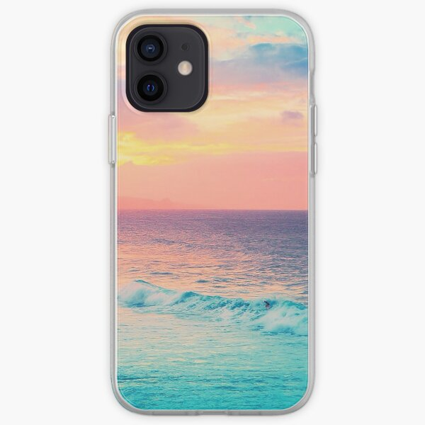 Hookipa Surf Sunset iPhone Soft Case