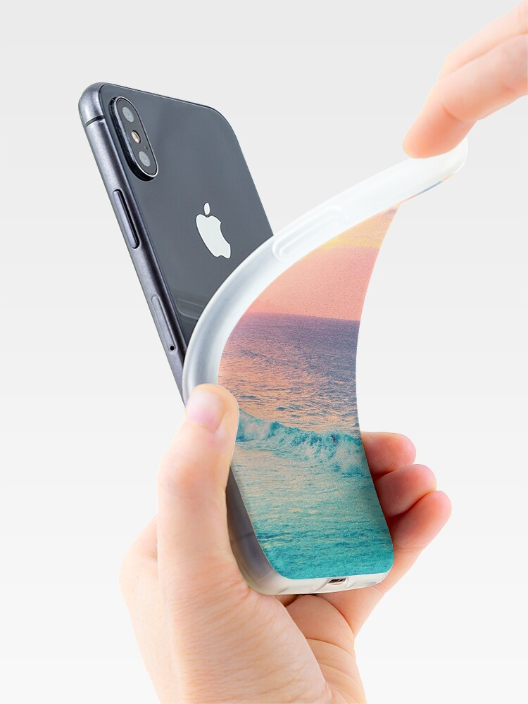 Alternate view of Hookipa Surf Sunset iPhone Case & Cover