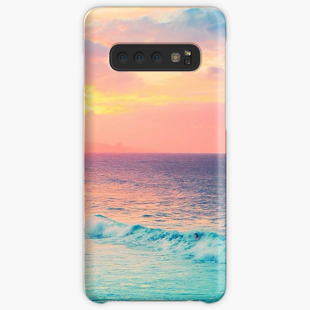 Hookipa Surf Sunset Case & Skin for Samsung Galaxy