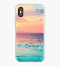 Hookipa Surf Sunset iPhone Case