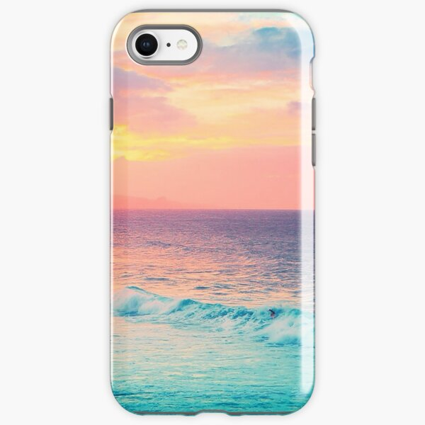 Hookipa Surf Sunset iPhone Tough Case