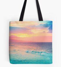 Hookipa Surf Sunset Tote Bag