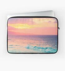 Hookipa Surf Sunset Laptop Sleeve