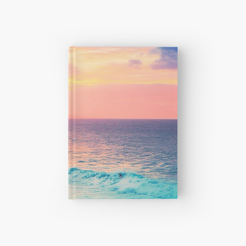 Hookipa Surf Sonnenuntergang Notizbuch