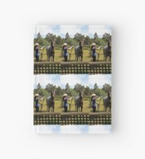 EQUINE BATH Hardcover Journal