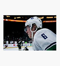 Brock Boeser Photographic Print