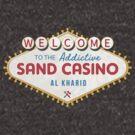 Al Kharid Sand Casino - Runescape by EdwardDunning