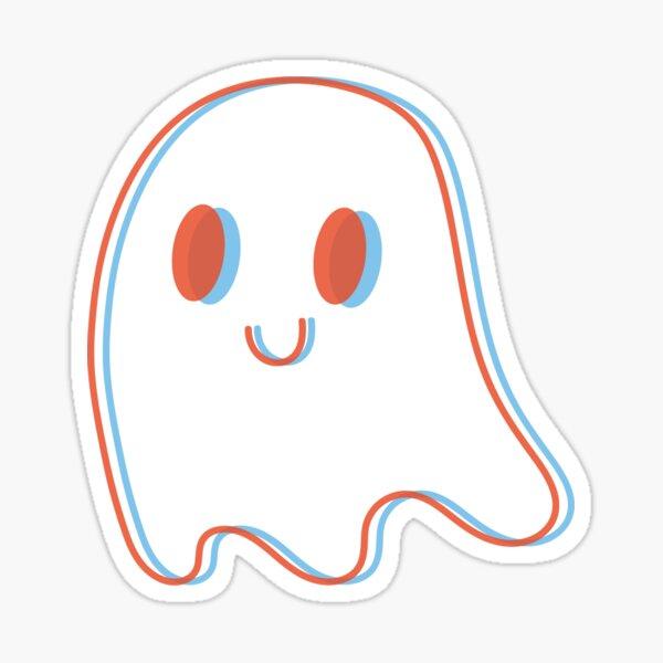 Fantasma ácido Pegatina