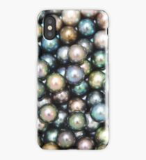 Tahitian Pearls iPhone Case/Skin