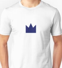 Navy Crown Unisex T-Shirt