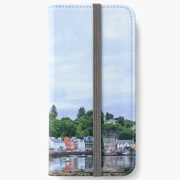 colourful Tobermory iPhone Wallet