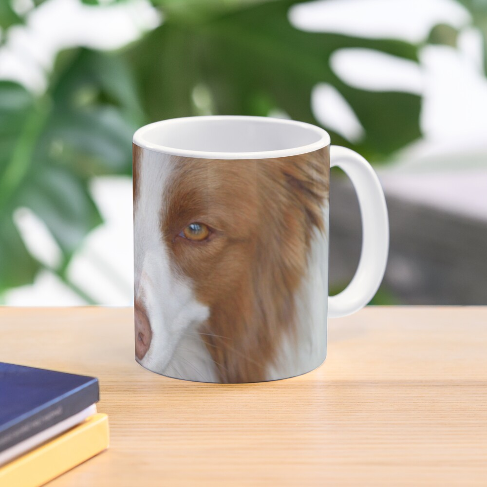 Beautiful Border Collie Mug
