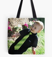 Round and round the garden Tote Bag