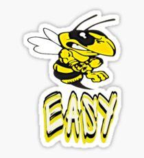 Bee Easy Sticker