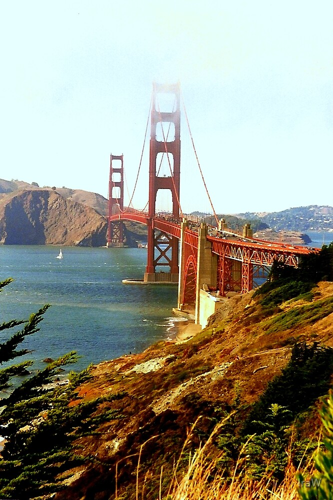Golden Gate  by IraW