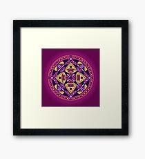 Mandala Abundance 2 Framed Print