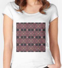 Cyberpunk, Steampunk, Techopunk Women's Fitted Scoop T-Shirt