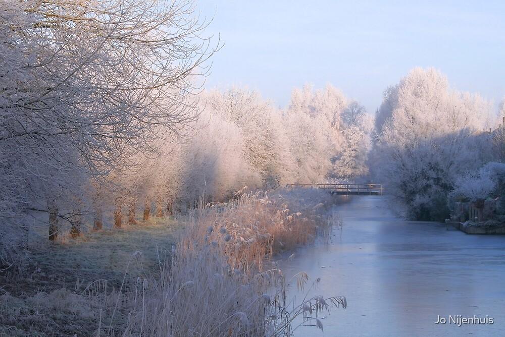 Magical Winter Wonderland by Jo Nijenhuis