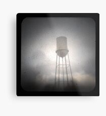 Water Tower TtV #2 Metal Print
