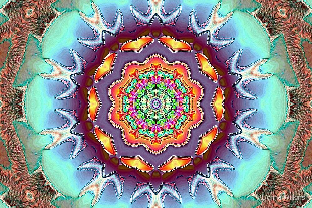 Kaleidoscope by Donna Wilkins