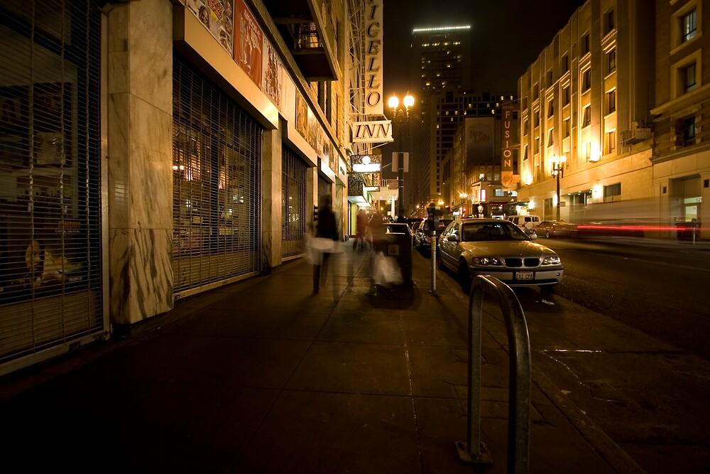 San Francisco Street by noelani