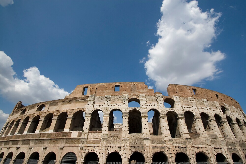 Colosseum  by noelani