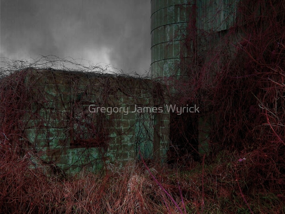 Rural Gothic II by Gregory James Wyrick