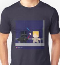 Star Wars - Darth Vader vs Luke Skywalker Unisex T-Shirt