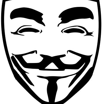 Anonymous Mask by SourPeach