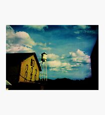 Painting the Sky with the Passage of Time Photographic Print
