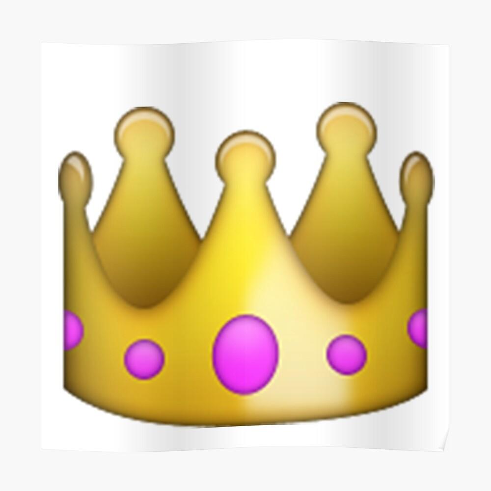 Kronen Emoji
