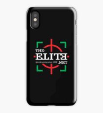 The Elite - Speedrunning iPhone Case/Skin
