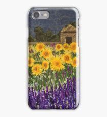 Fields of Provence iPhone Case/Skin