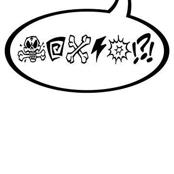 Obscenicon Symbols by VanHogTrio
